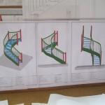 1-Conception sur logiciel 3D
