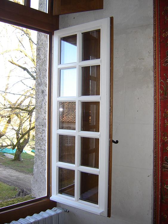 Ouvrant de fenêtres