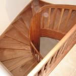 Escalier à noyau - 3