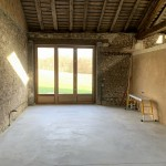 Pliant coulissant pour ancienne ouverture de grange (2)