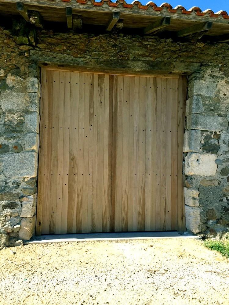 Portail de grange (1)