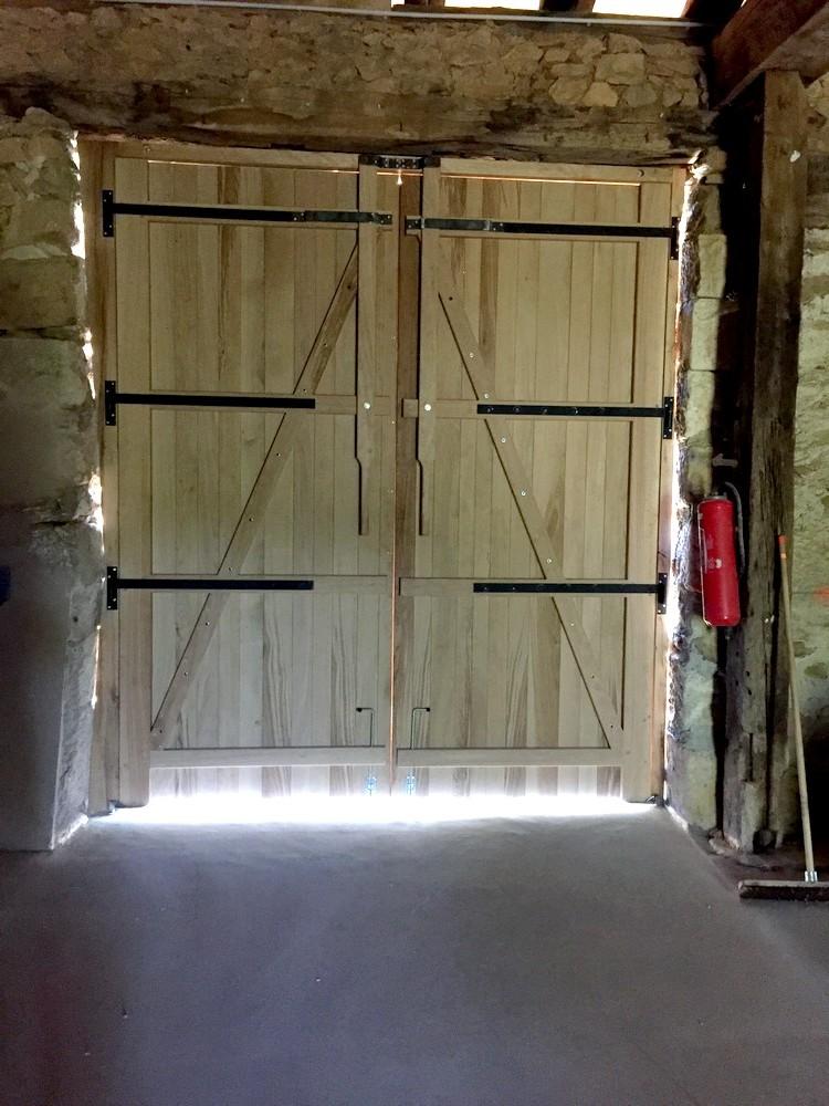 Portail de grange (2)