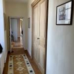 Porte d'intérieur de style avec quincailleries anciennes (2)