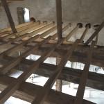 Solivage sur poutres existantes (2)